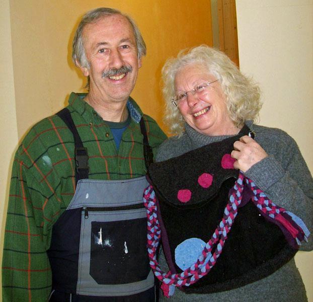 David and Barbara Starkey