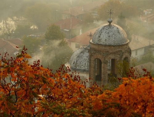 Veliko Tarnovo autumn