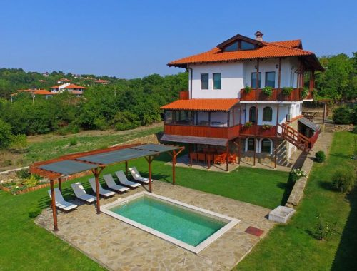 bed and breakfast near Veliko Tarnovo-Bulgaria