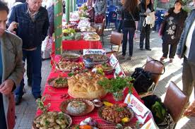 Culinary delights at the Elenski But festival