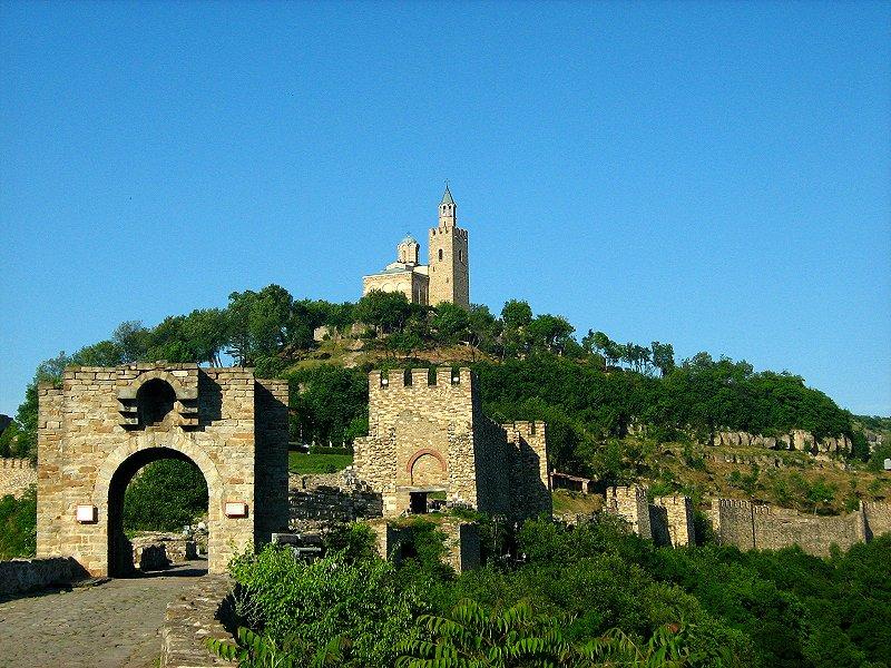 Tourism Veliko Tarnovo Tsarevets
