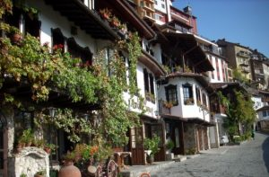 Veliko Tarnovo tourism - Gurko Street
