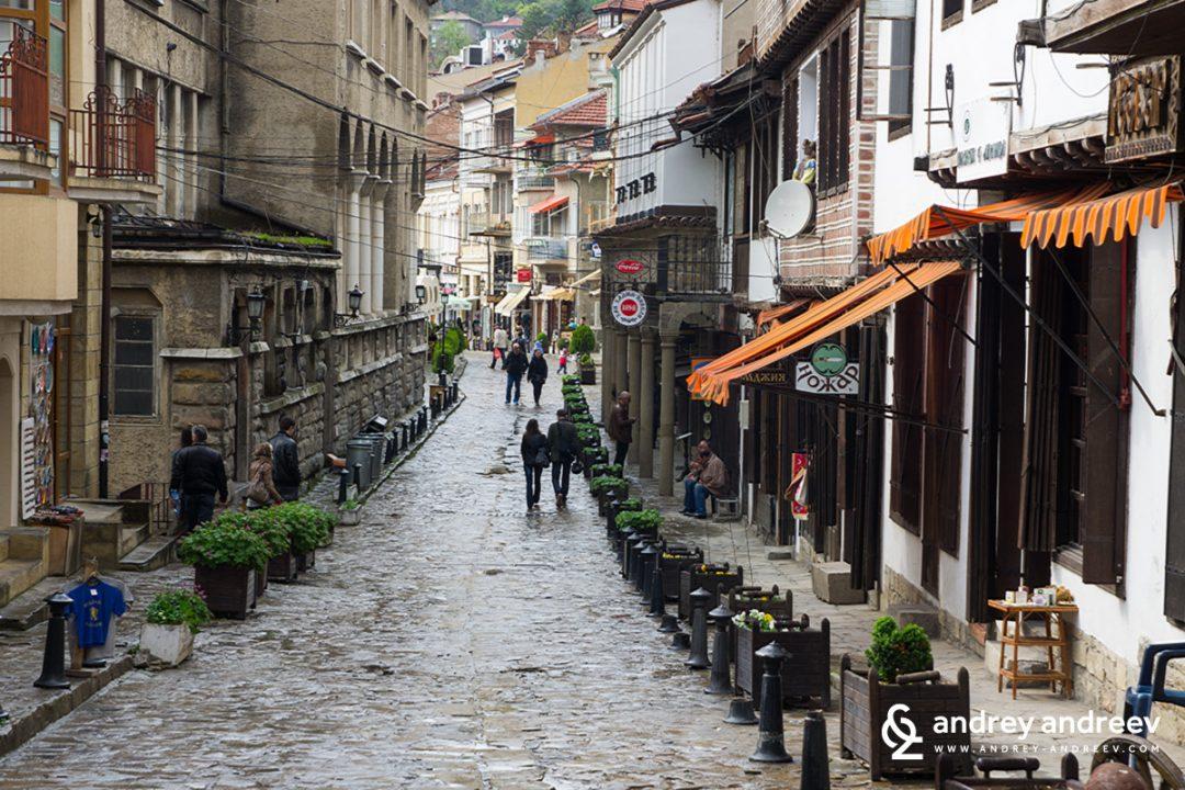 Samovodskata charshiya Veliko Tarnovo