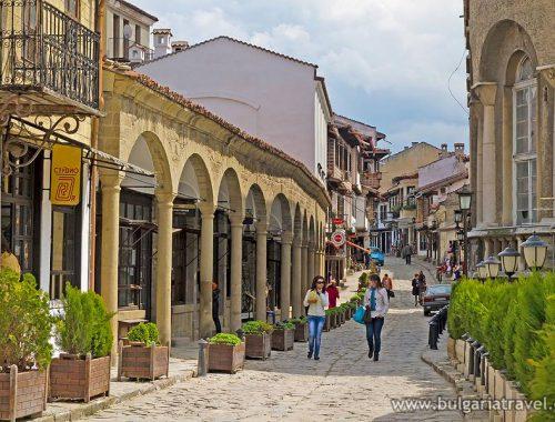 Veliko Tarnovo, Samovodska Charshiya