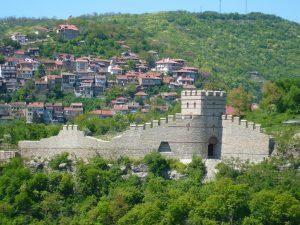 Veliko Tarnovo tourism - Trapezitsa Hill