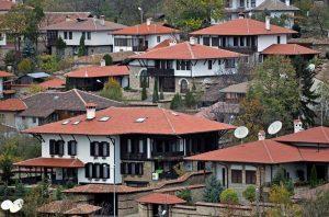 Veliko Tarnovo villages-Arbanasi