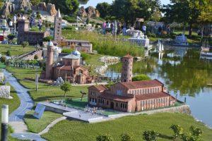 "The Miniatures park ""Tarnovgrad- the spirit of centuries-old Bulgaria"""