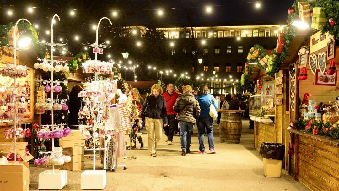 Veliko Tarnovo Christmas Bazaar