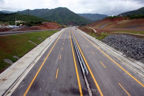 Ruse-Veliko-Tarnovo-Highway