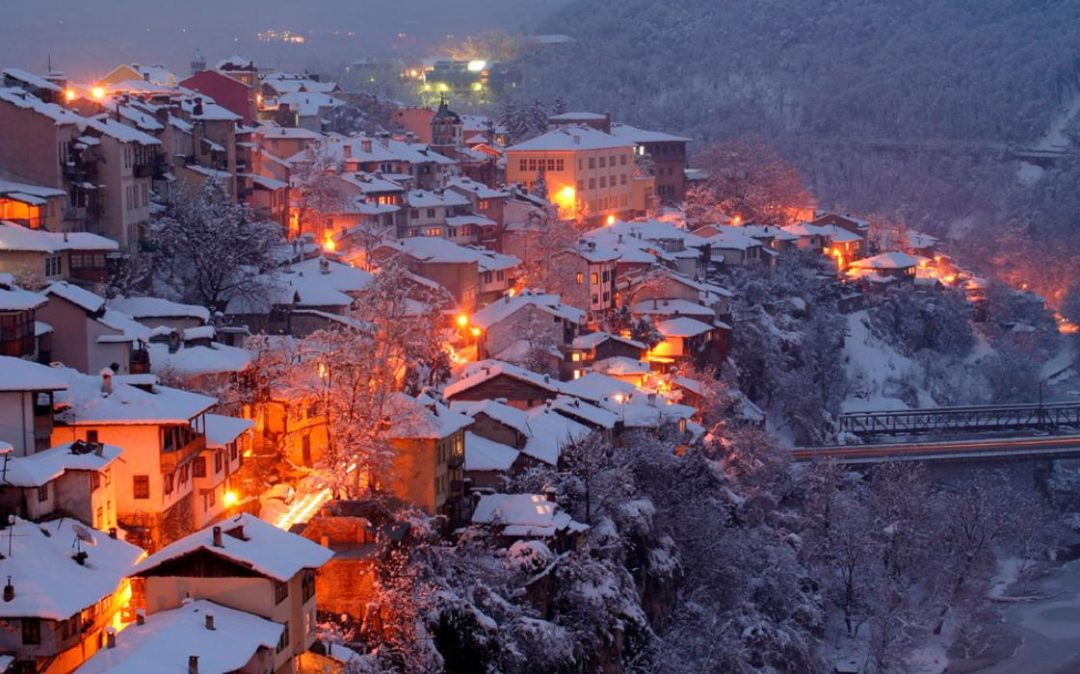 Veliko Tarnovo weather in December