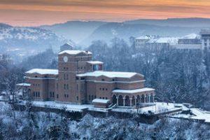 Veliko Tarnovo weather in December