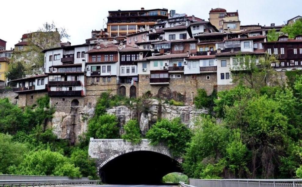 Veliko Tarnovo area