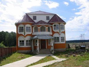 Veliko Tarnovo houses