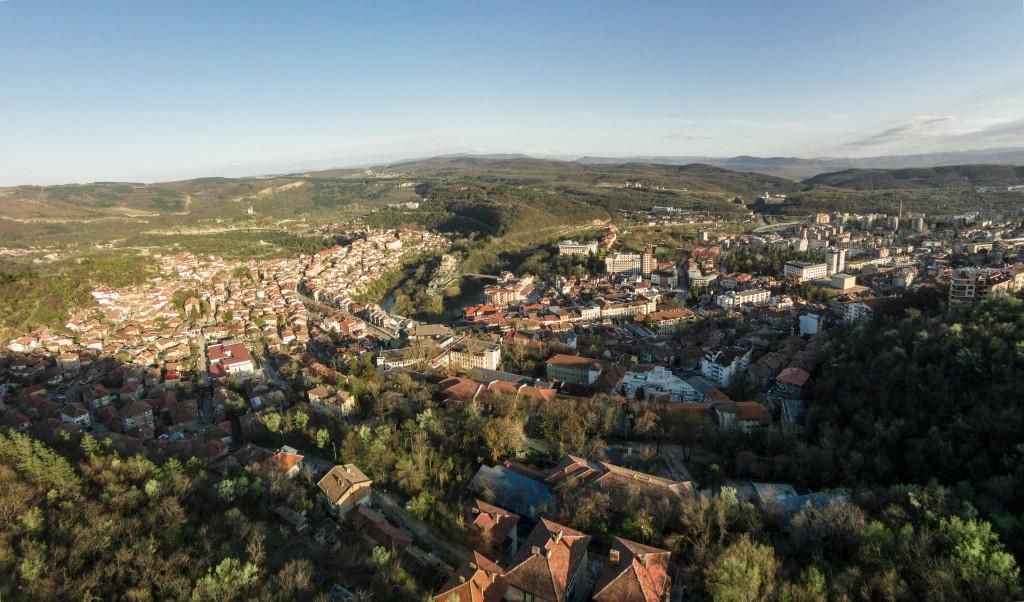 Veliko Tarnovo town
