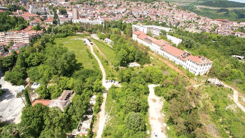 Veliko Tarnovo Centre
