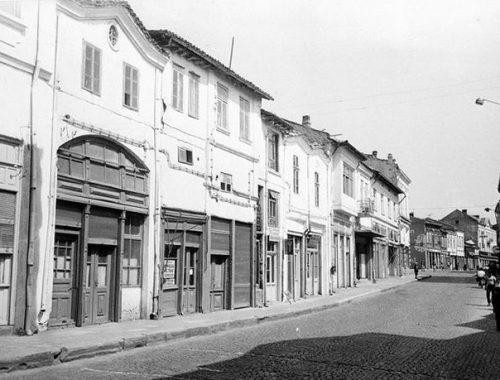 Opalchenska street Veliko Tarnovo