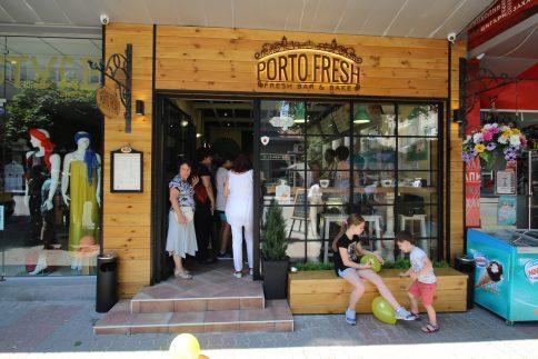 Porto Fresh Veliko Tarnovo
