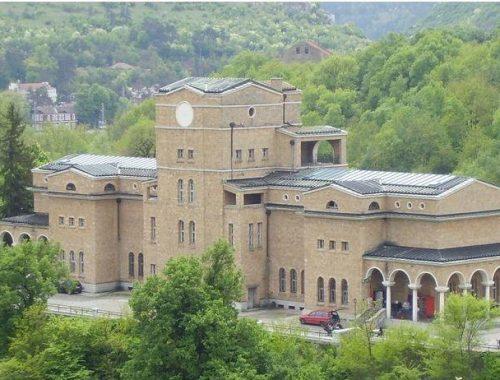 Boris Denev Gallery in Veliko Tarnovo transformed into a modern art centre