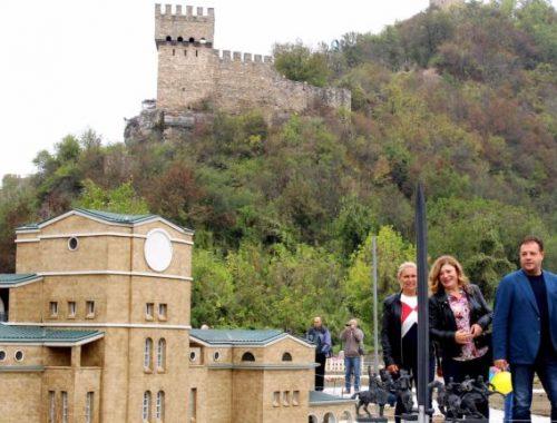 Park Mini Bulgaria in Veliko Tarnovo celebrates 1 year