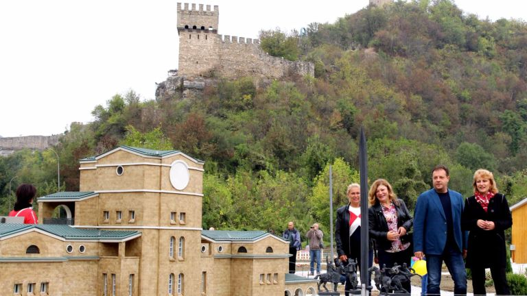 Park Mini Bulgaria in Veliko Tarnovo celebrates 1 year