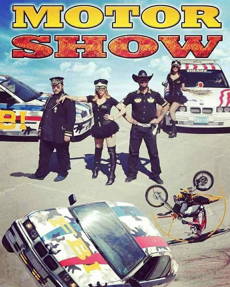 Police Academy Motor show near Veliko Tarnovo