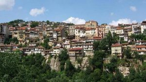 Containers for old furniture in Veliko Tarnovo