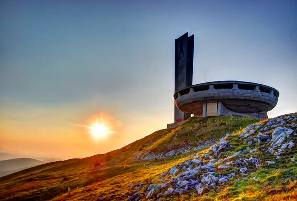 The Buzludzha Monument near Veliko Tarnovo added to the 7 Most Endangered Programme