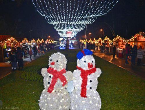 The Christmas bazaar in Veliko Tarnovo to be opened on November 30th