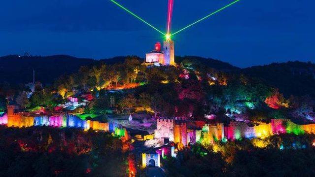 Veliko Tarnovo Sound and Light Show