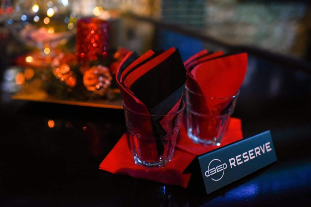 Deep live club and restaurant Deep in Veliko Tarnovo - live music and delicious food