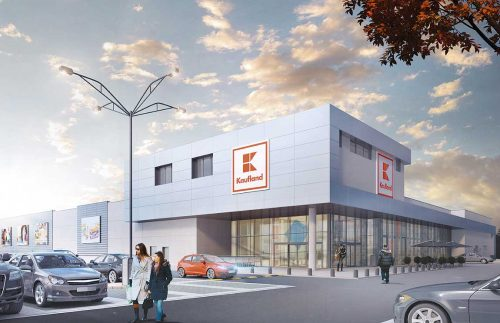 Kaufland Veliko Tarnovo to be opened at the end of the month