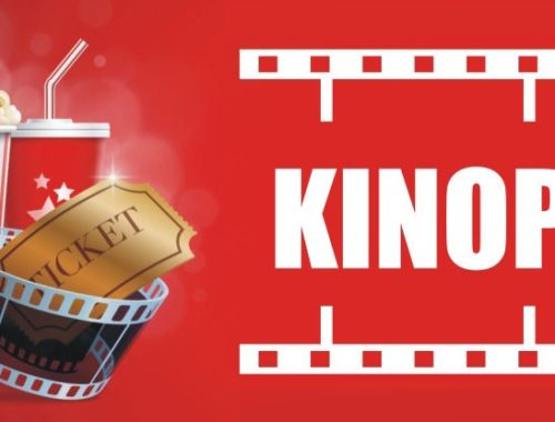The new cinema Kinoplois in Veliko Tarnovo will open on February 23rd