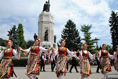 Veliko Tarnovo Mother Bulgaria Monument