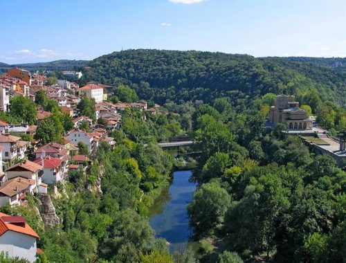 Veliko Tarnovo nominated for tourist municipality of the year