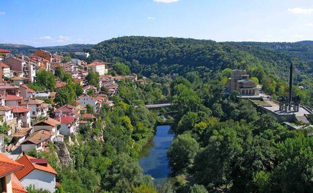 Veliko Tarnovo nominated for tourist municipality of the year