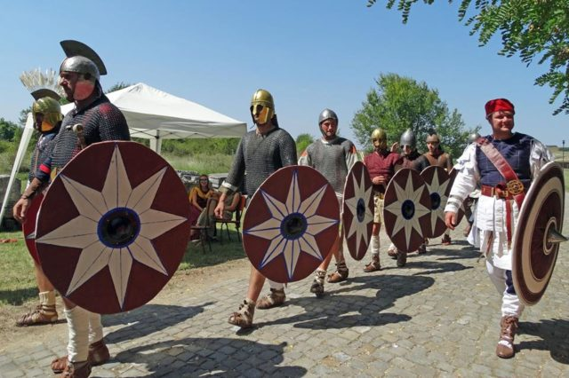 Nicopolis ad Istrum near Veliko Tarnovo will once again host a summer antique festival