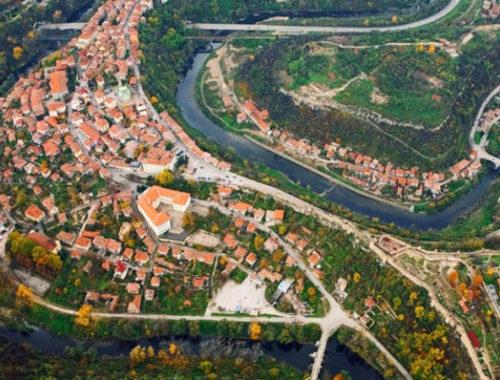 Veliko Tarnovo might soon have its very own coastal street along Yantra River