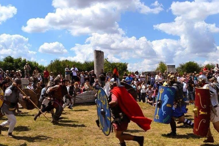 "Antique festival ""Nike – the game and the victory"" near Veliko Tarnovo"