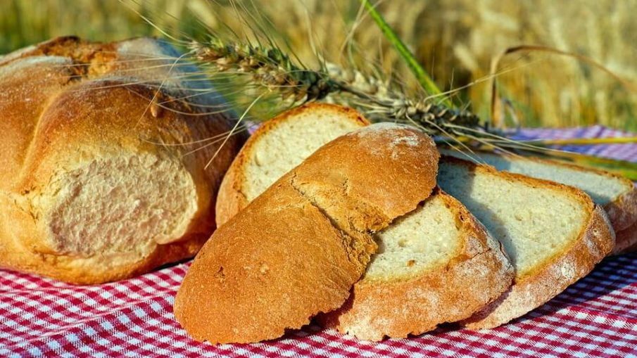 Bread Fest in the village of Resen near Veliko Tarnovo