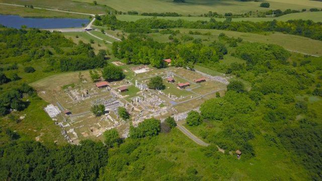 Nicopolis ad Istrum near Veliko Tarnovo