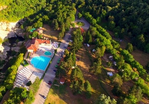 The Kapinovo Monastery Camping in the Veliko Tarnovo district is amongst the best ones according to a survey