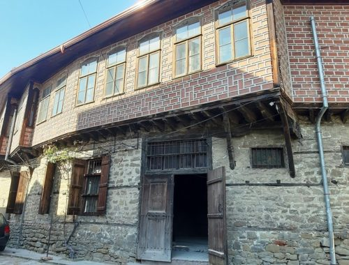 An underground spa with a rooftop garden will be made in the house of the last bey of Veliko Tarnovo