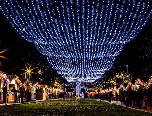 The Christmas Bazaar in Veliko Tarnovo will open on November 27th