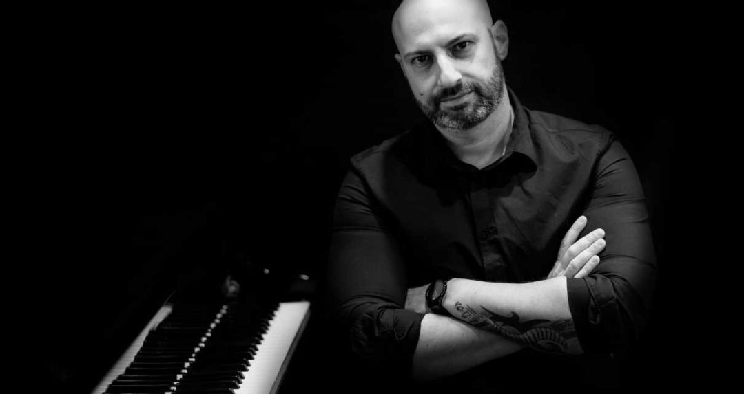 Famous jazz pianist Asparuh Boilov with his first Bulgarian concert in Veliko Tarnovo