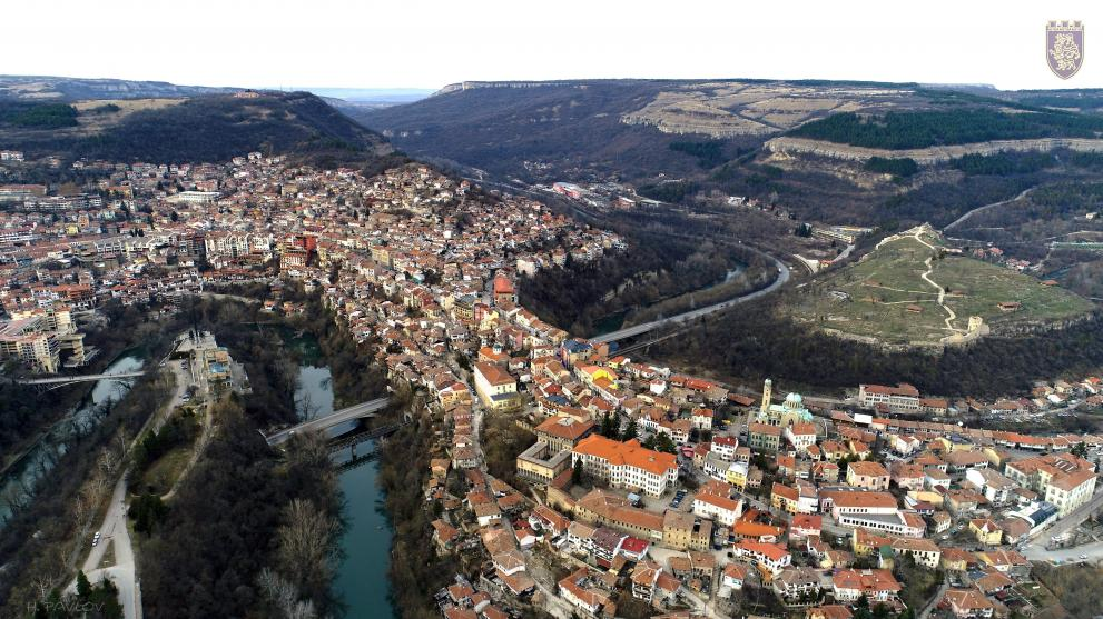 Road renovations and improvements in Veliko Tarnovo for 2020
