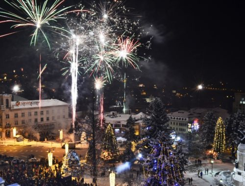 Christmas and New Year's cultural calendar in Veliko Tarnovo