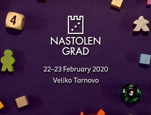 Board Game Festival in Veliko Tarnovo – fun games and more