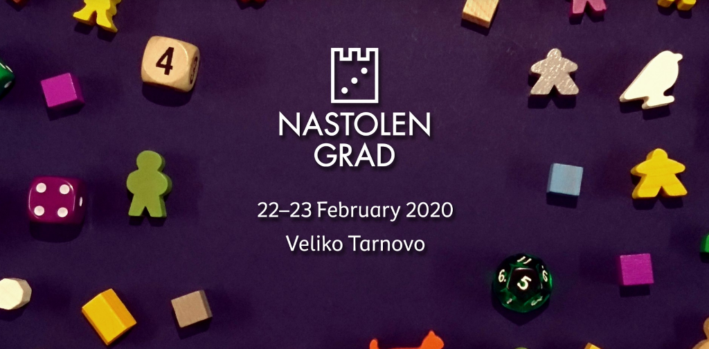 Board Game Festival in Veliko Tarnovo – fun games and more
