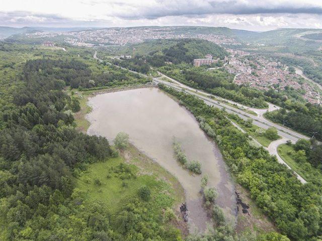 Motela Reservoir near Veliko Tarnovo