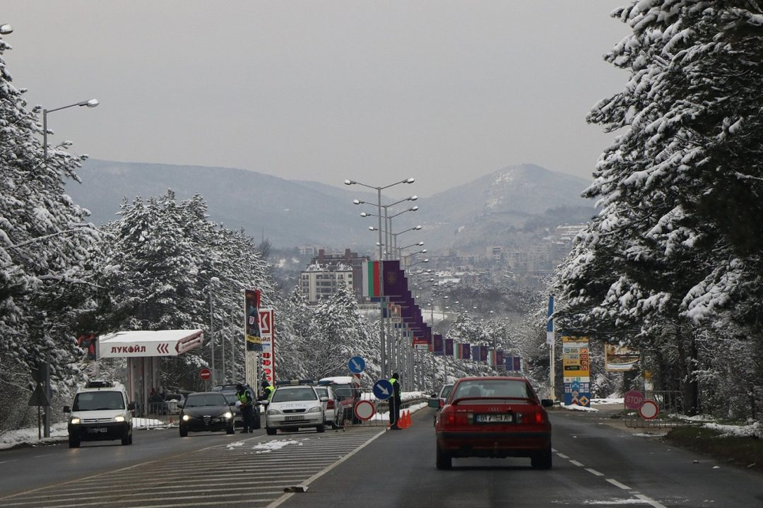 New organization of the checkpoints in Veliko Tarnovo Municipality